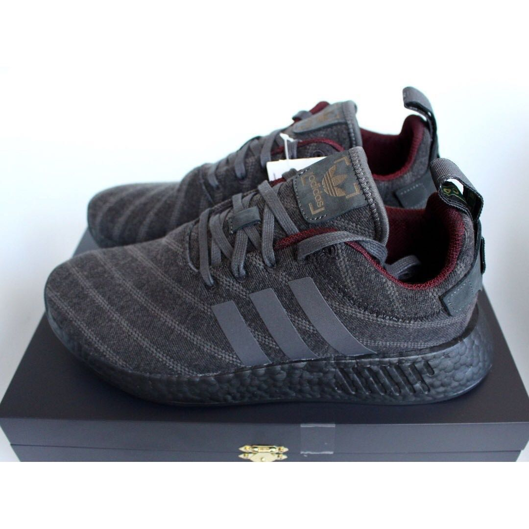 975ce2c02 BRAND NEW AUTHENTIC UK9 US9.5 LIMITED EDITION!!! Adidas NMD R2 x ...