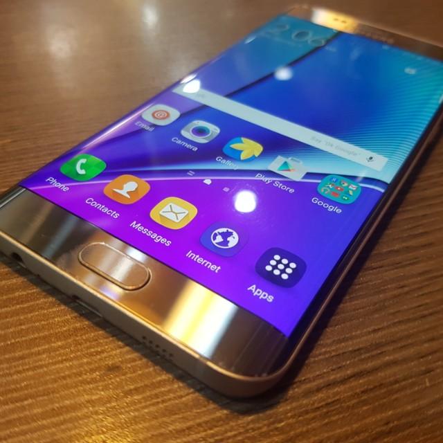 Samsung Galaxy S6 Edge Plus Duos 32GB 4GB ram Platinum Gold 4G LTE