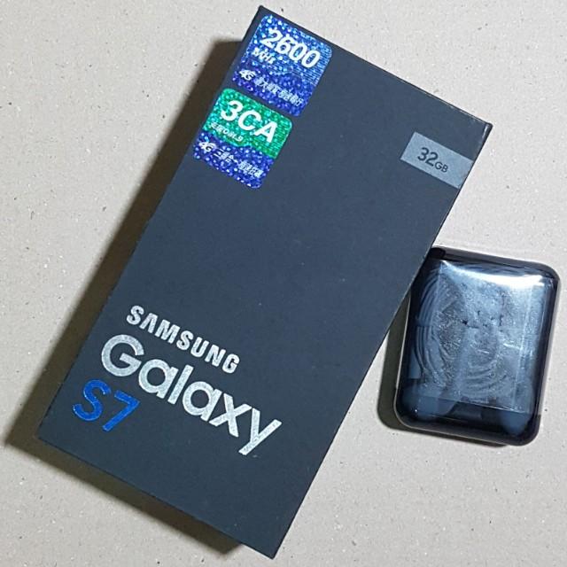 ⚫SAMSUNG GALAXY S7/S7 Edge 最新版原廠耳機