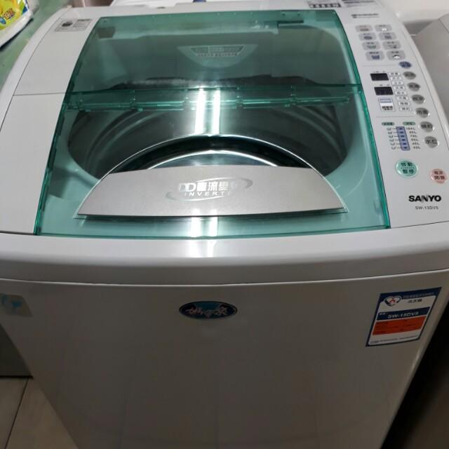 SANYO三洋15公斤變頻洗衣機
