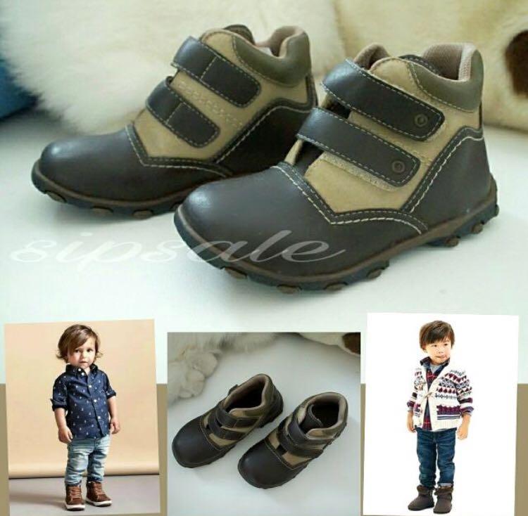 Sepatu boots Anak - Andre Valentino