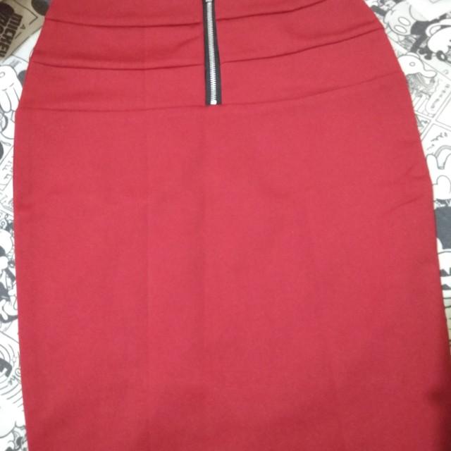 skirt strech