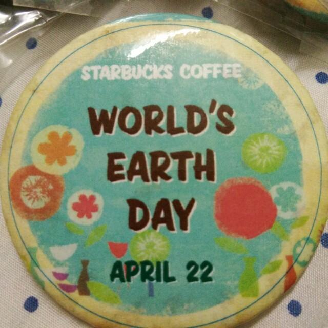 🆕Starbucks World's Earth Day