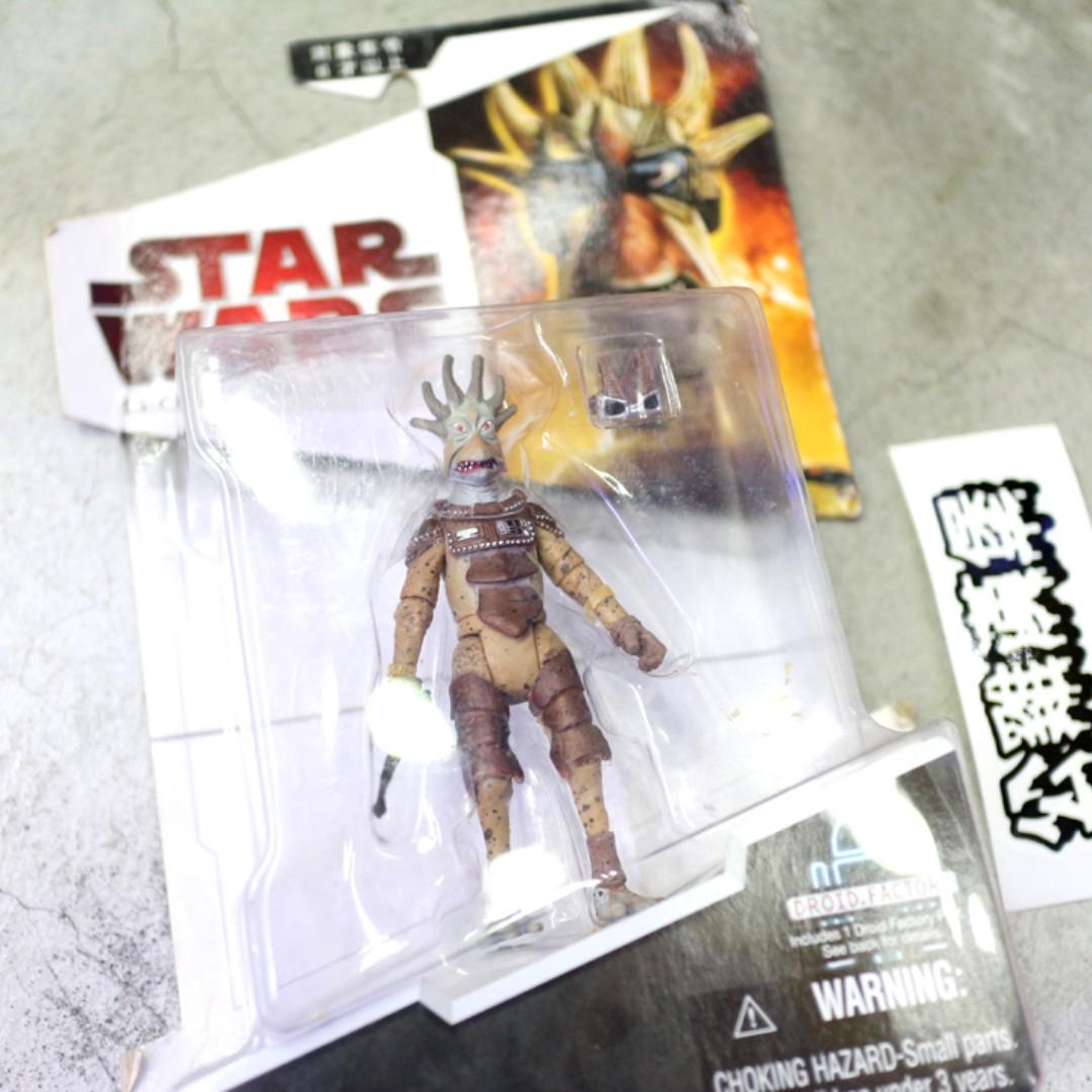 「Starwars Star Wars 星際大戰 clegg holdfast 競速者 公仔 @公雞漢堡」