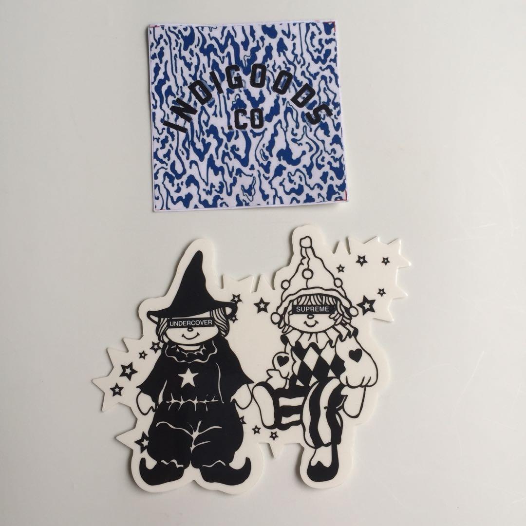 Supreme x Undercover Authentic Sticker
