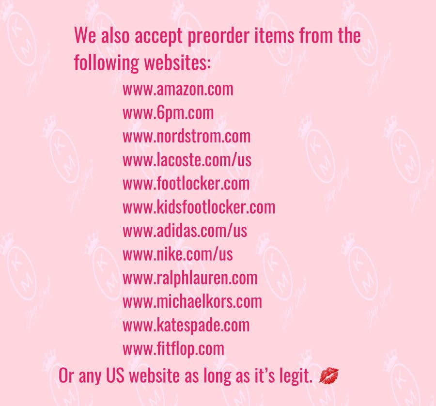 Take note Shoppers! 💋