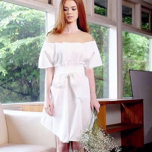 Tlcshop dress w/belt