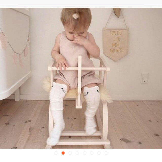 Instock Toddler Baby Knee High Socks Babies Kids On Carousell