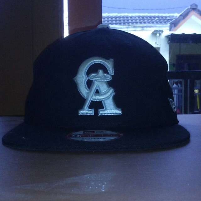 Topi Snapback Fifty9 New Era California