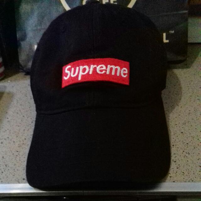 Topi Supreme Original