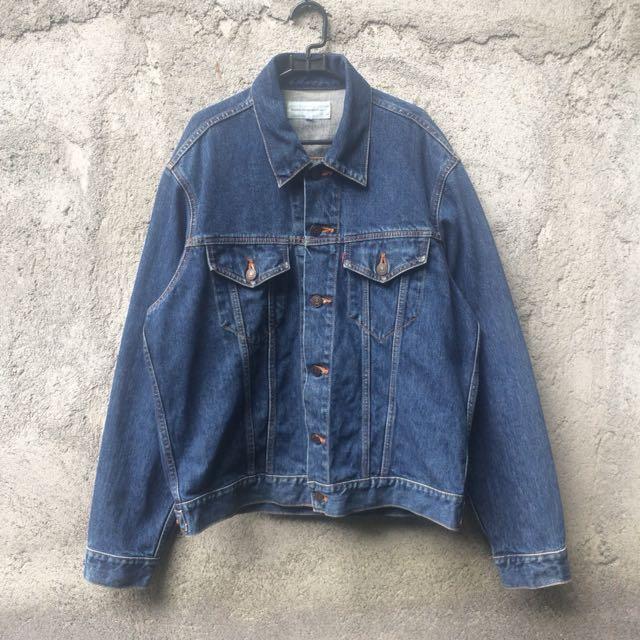 Trucker Jacket Jeans Bobson International