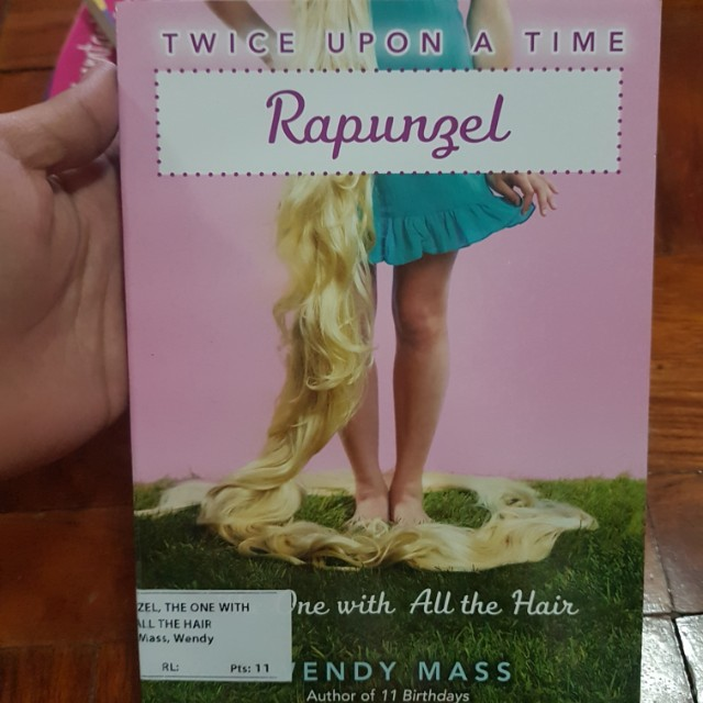 Twice upon a time Rapunzel