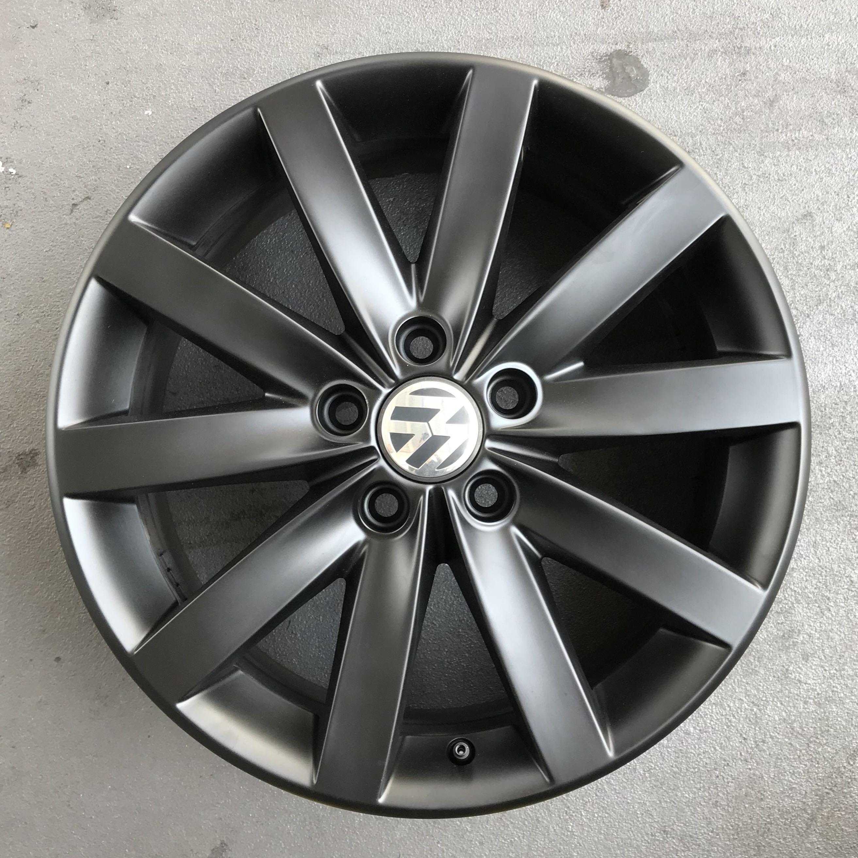 audi bolt mqb volkswagen for golf flowform pattern rims hre vw with mkvii finish liquid gti r silver wheels