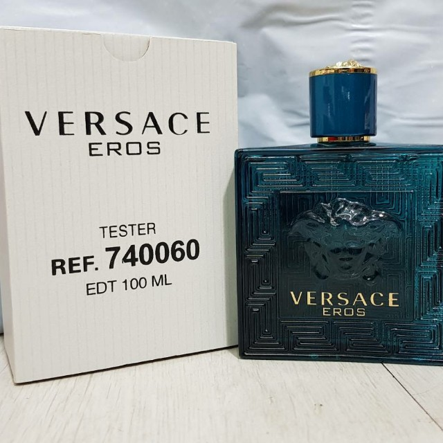 Versace Eros Original Tester Perfume For Men, Health & Beauty, Perfumes, Nail Care, & Others On