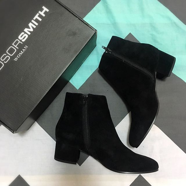 Windsor Smith Gregor Ankle Boots; Size 9