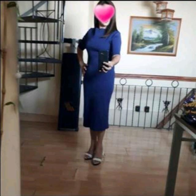 WOMAN bodycon dress