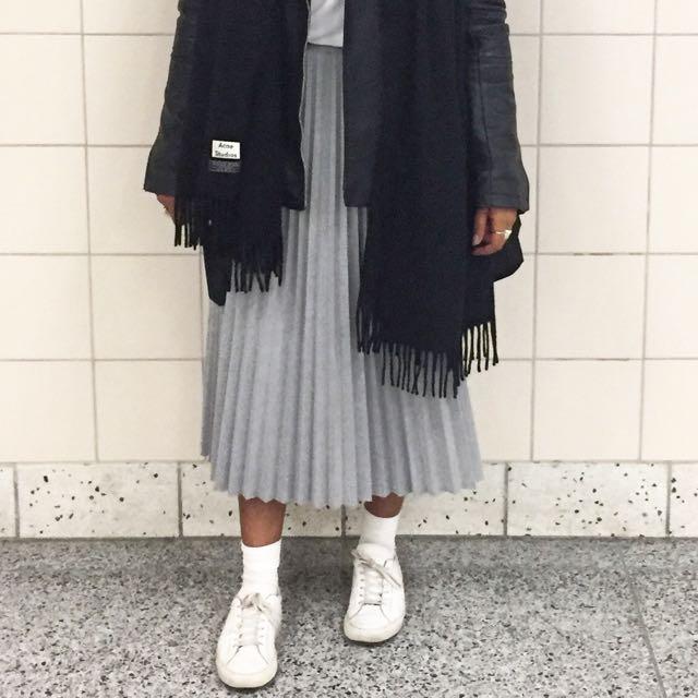 Wool Jude Skirt