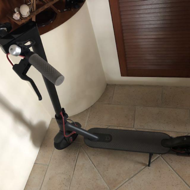 Xiaomi escooter