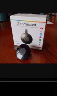 Google Chrome cast 2