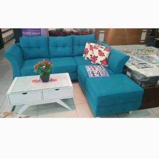 Sofa L putus bisa cicilan