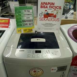 Apapun Merek Mesin Cuci nya Bisa DiCicil Tanpa DP.
