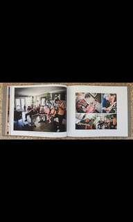 Photography photo book album