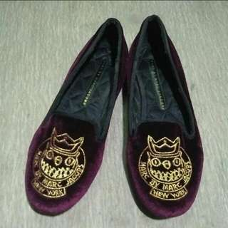 Marc by marc jacob emroidary loafer