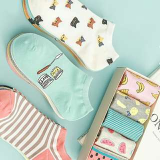 Po set of 10 socks