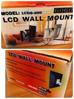 電視機掛牆架TV mount