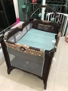 嬰兒網床 Graco