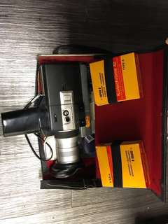 Canon auto zoom 518 super8