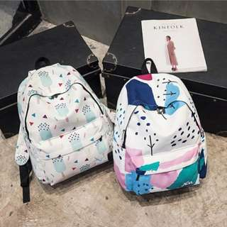 Backpack import kode013
