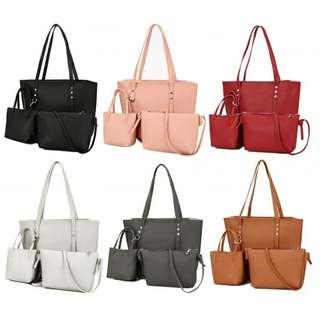 Set Bag 3in1