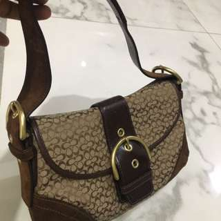 Original Coach Handbag Good as new  ** Repriced **