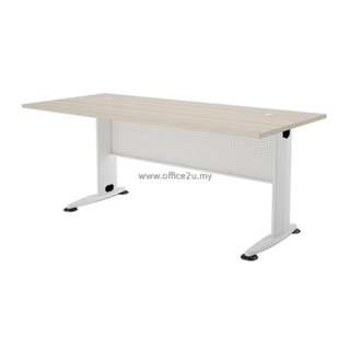 Grey Office Table