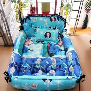 5ways baby bed nest
