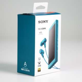 Brand New 32GB Sony Walkman NW-A36HN