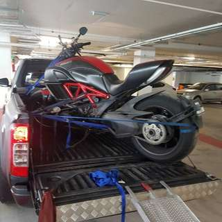 Motor Bike Towing & Rescue 24hours