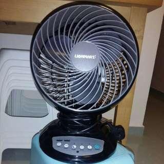 Fan 風扇(多角度轉動)