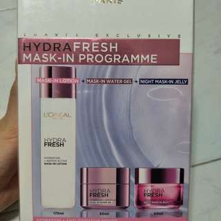 Hydra fresh Mask-In Programme (Travel Exclusive)