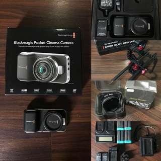 BMPCC Filmmaker's Set