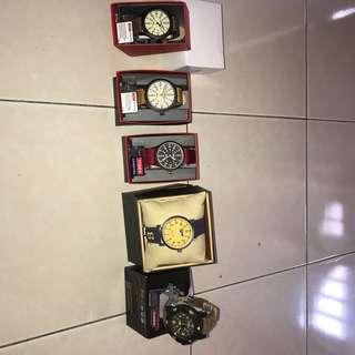 100% Authentic Timex Original University LEATHER strap
