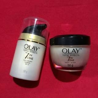 Olay Total Effects 7 in One Day and Night Cream