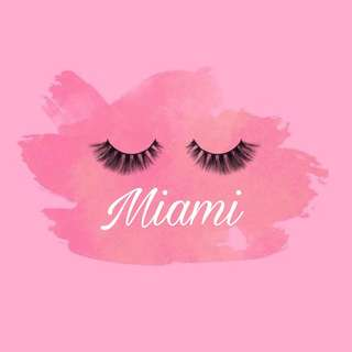 Mink lashes by Fluff Lash