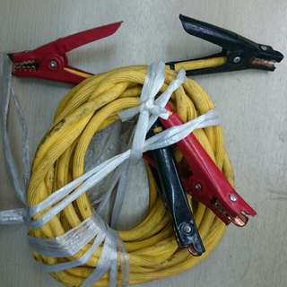 Booster car cable