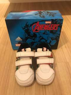 Kids Shoes Adidas Marvel Avengers