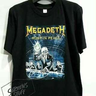 Kaos Band Music Megadeth