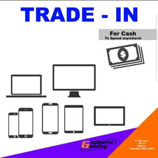 Trade in laptop Get CASH !
