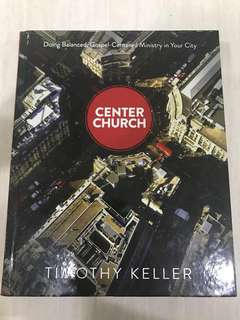 Brand New : Tim Keller, Timothy Keller - Center Church