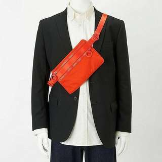 NEW Uniqlo U Orange Shoulder Bag by Christophe Lemaire - Hot Item